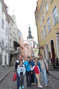 Делегация УР в Таллине
