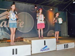 Кудрявцева Дарья - серебрянный призер в молниеносной программе