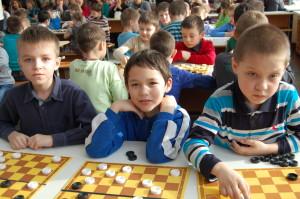 Команда мальчиков школы № 74